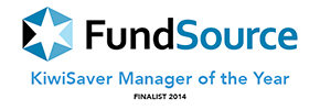Fundsource KiwiSaver award logo